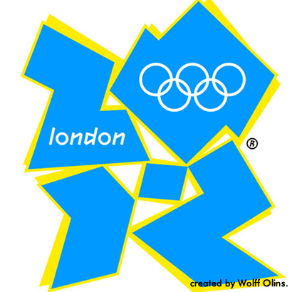 ロンドン オリンピック ロゴ 2012