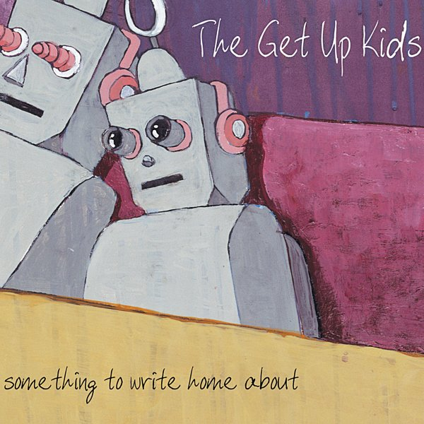 エモで有名なアルバム The Get Up Kids の2nd Album「Something to Write Home About (1999年)」