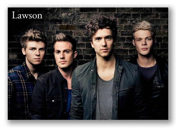 「Lawson」ていうバンド!?|イギリスで大ヒット中の新人 Lawson「Standing In The Dark」などシングルPVまとめ