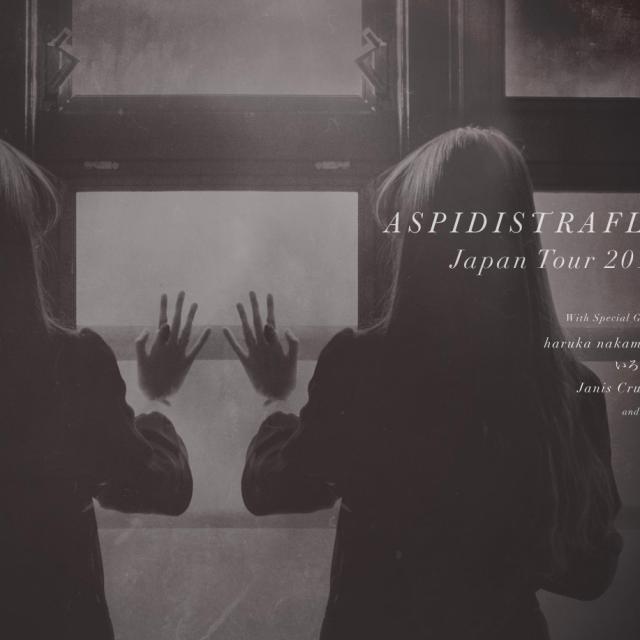 ASPIDISTRAFLY Japan Tour 2012