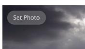 よければ最後に「SET PHOTO」ボタンをクリック