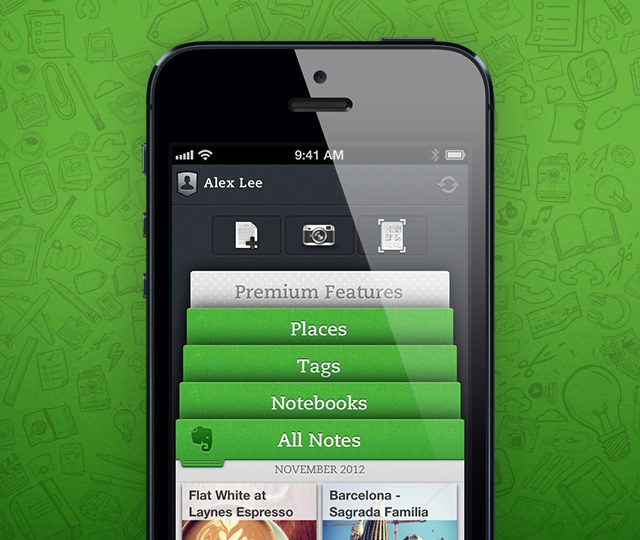 iOS版Evernoteが、もうすぐ大幅スピードアップする!?
