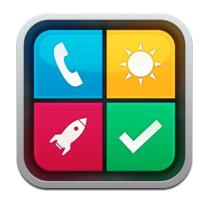 【オススメApp】Windows 8 の Metro UI風デザインのガジェットアプリ Dashboard Pro