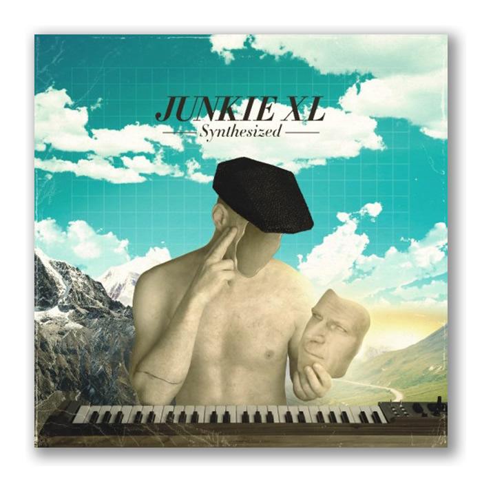 Junkie XL 4年ぶりの新作『Synthesized』2012年11月発売