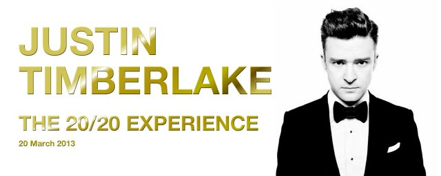 Justin Timberlake 新作『The 20/20 Experience』3月20日発売