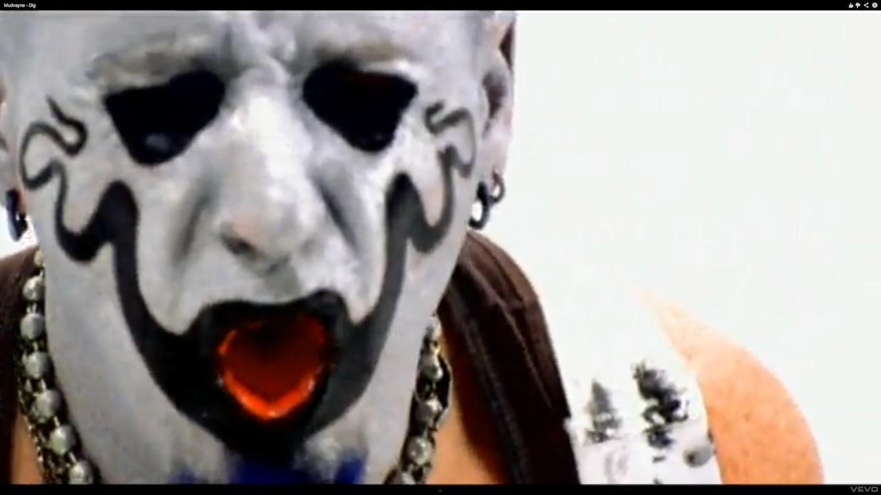 強烈すぎる名曲 Mudvayne『Dig』| Kud編