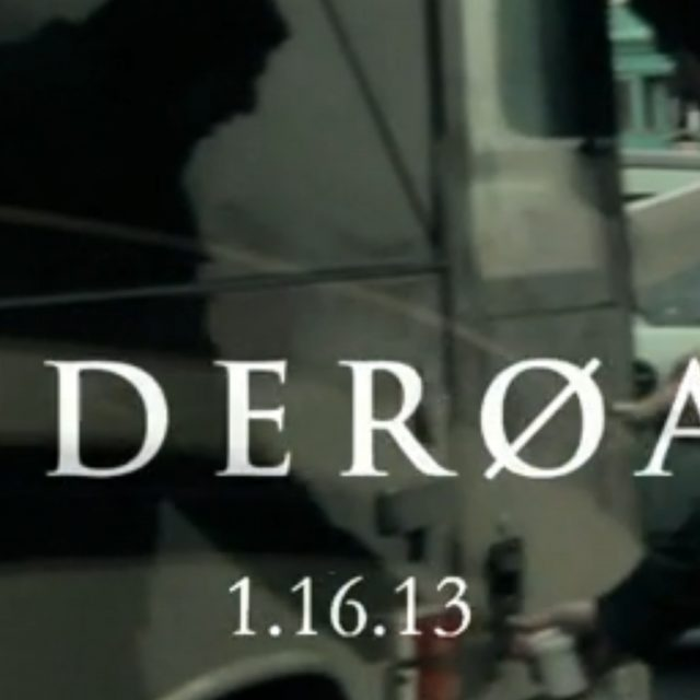 Underoath(アンダーオース) 解散   フェアウェルツアー最新映像トレーラー公開