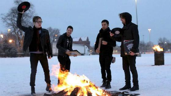 Fall Out Boy 4月2日LIQUID ROOMで先行プレミアショーを開催