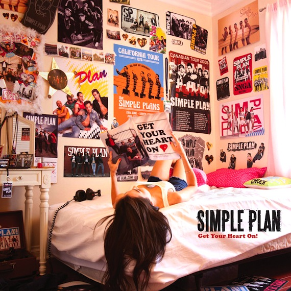 Simple Plan『Get Your Heart On!』国内盤ツアー・エディションで再発売