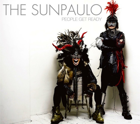 The SunPaulo - PEOPLE GET READY