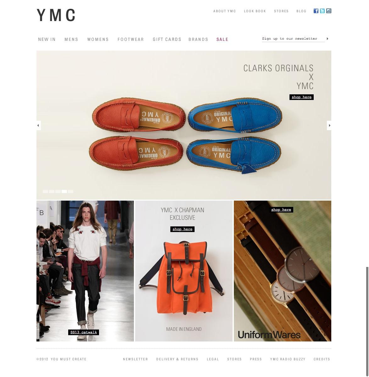 You Must Create YMC