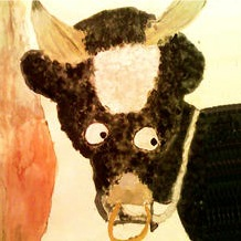bronbaba - kinder book (2007)