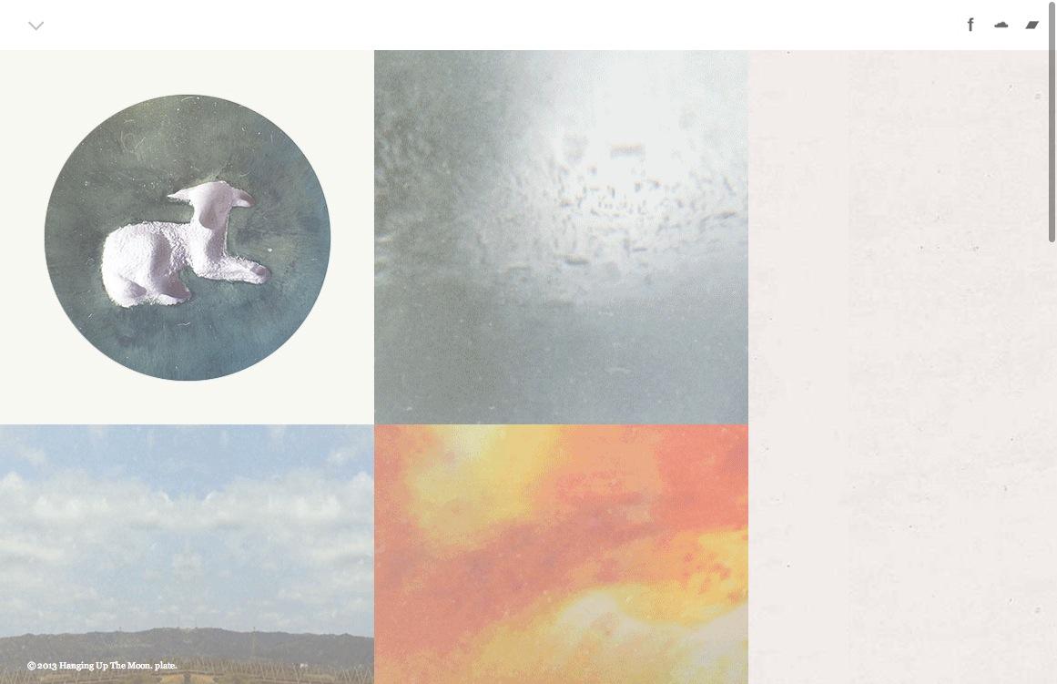 Hanging Up The Moon の公式サイトではなんと全曲が、歌詞とPV付きで楽しめる