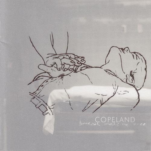 Copeland「Beneath Medicine Tree」 | ビューティフルエモの代名詞となったデビュー作 (2003年作品)