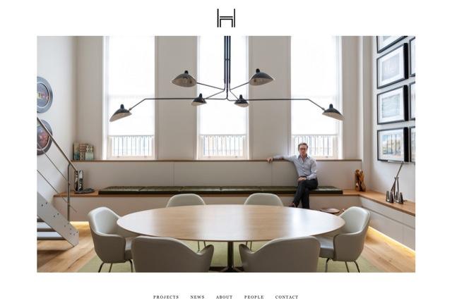 Daniel Hopwood   Architectural and Interior Design   London  UK