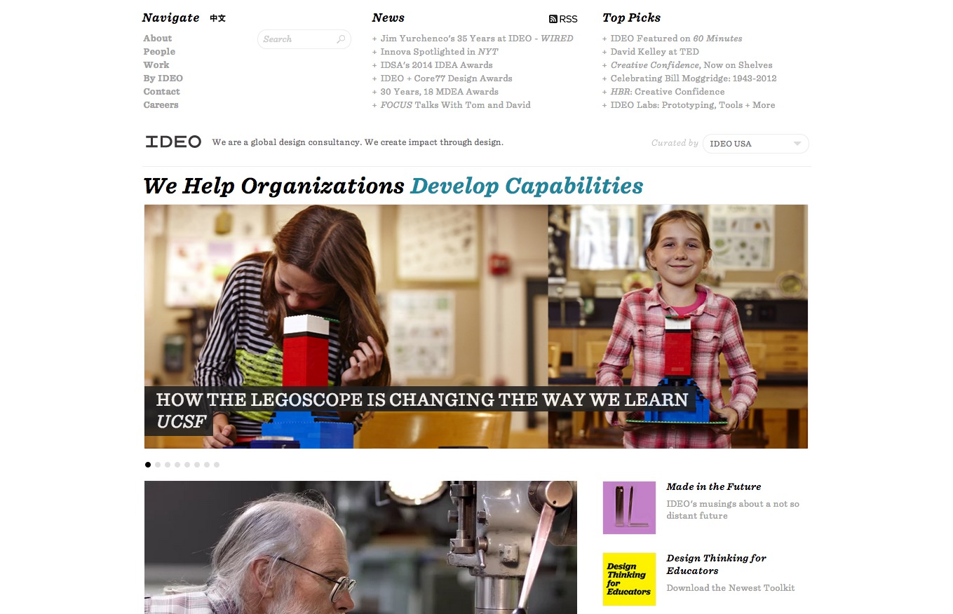 IDEO   A Design and Innovation Consulting Firm