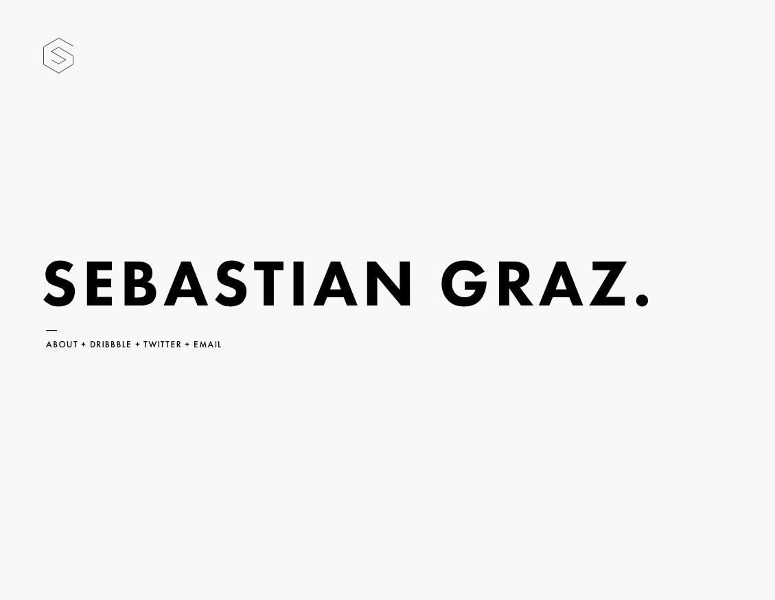 Sebastian Graz   Portfolio