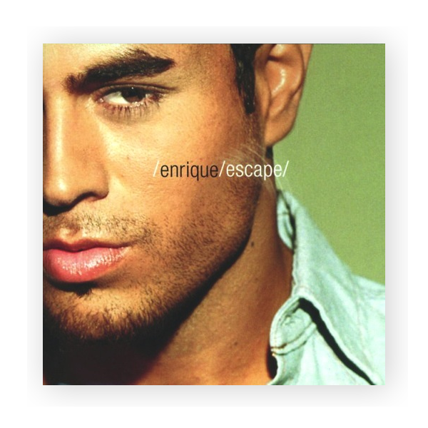 Songtext von Enrique Iglesias - Escape Lyrics
