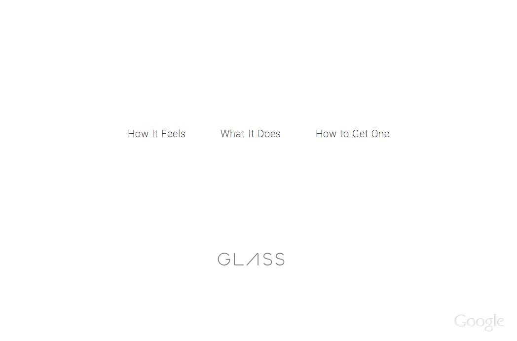 Google Glass   Home