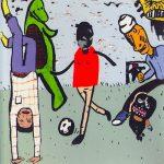 Hurtmold(ウルトモルド)   ブラジル発インスト・バンドのセルフタイトル作 (2007年作品)
