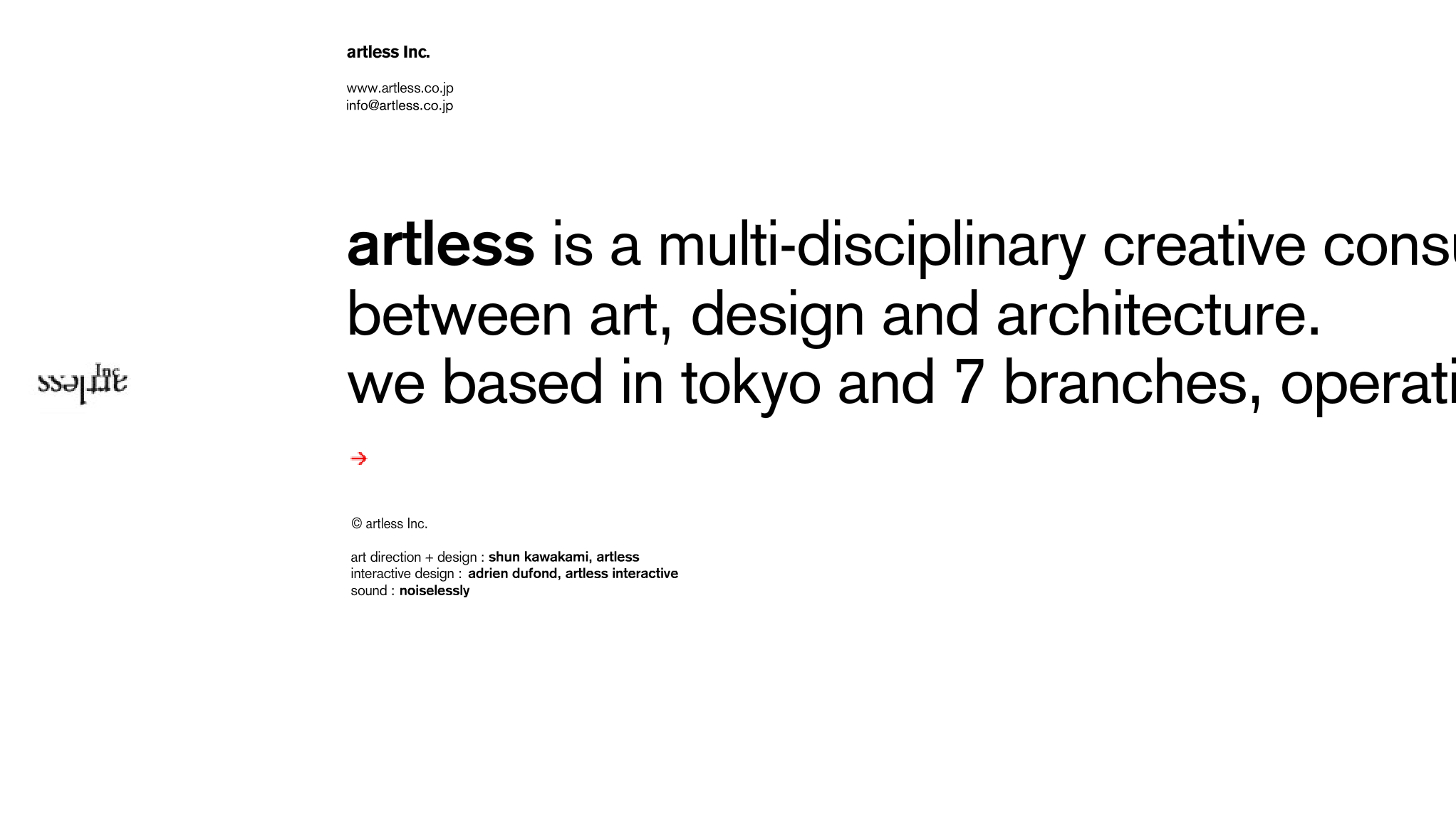 artless Inc.