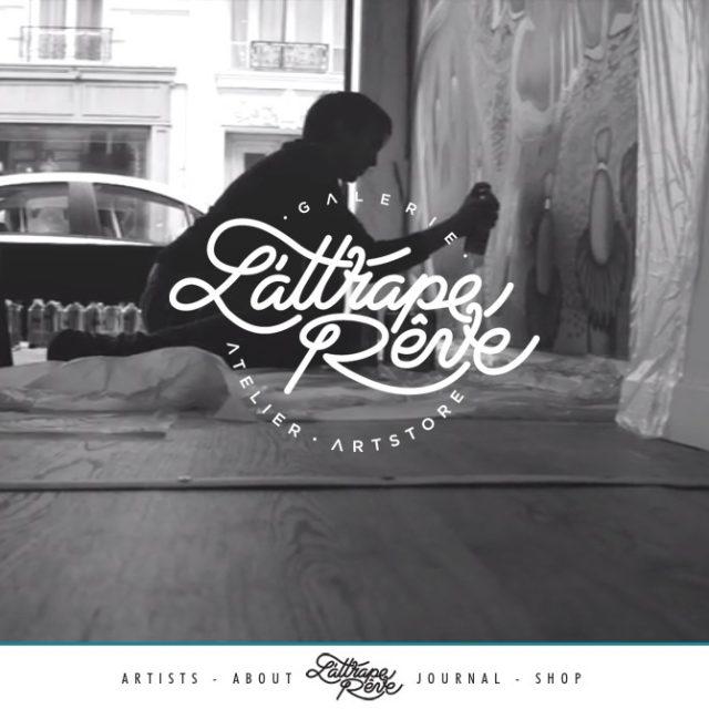 L attrape rêve | アトリエの公式サイト | イケてるサイトデザイン