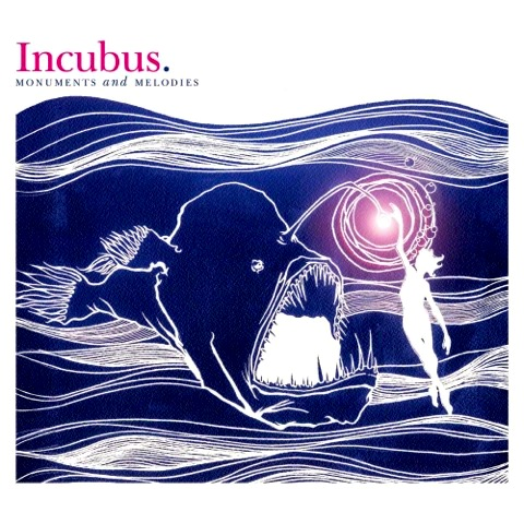 Incubus - Monuments And Melodies | インキュバス未発表曲収録の15年のキャリア初のベスト (2009)