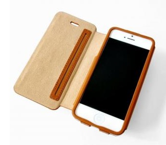 GRAMAS Leather Case iPhone5-5s ©AppBank Store