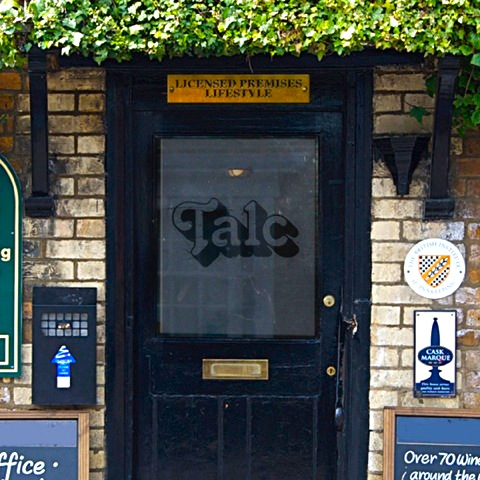 Talc - LICENSED PREMISES LIFESTYLE (2008)