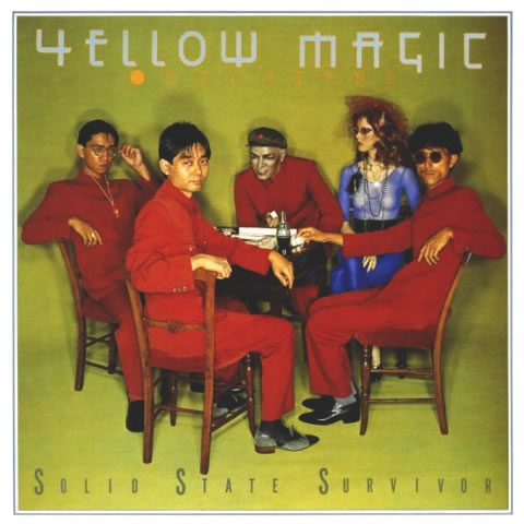 Yellow Magic Orchestra - Solid State Survivor 1979