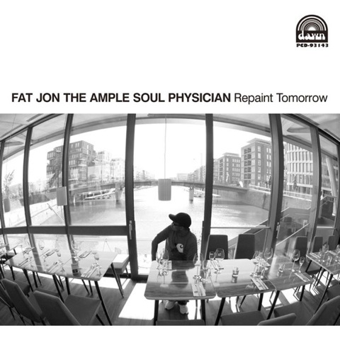 おしゃれヒップホップでオススメのCD | Fat Jon the Ample Soul Physician - Repaint Tomorrow (2008)