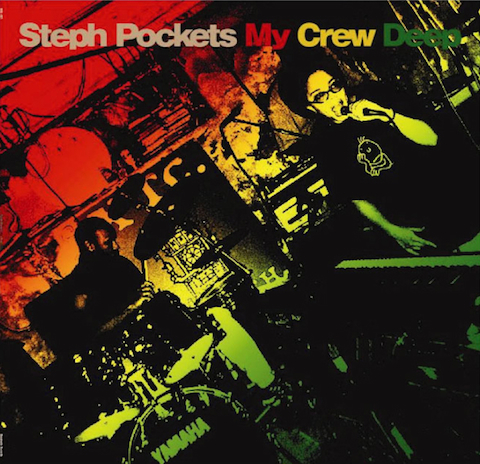 Steph Pockets - My Crew Deep (Pete Rock Remix) - EP (2004)