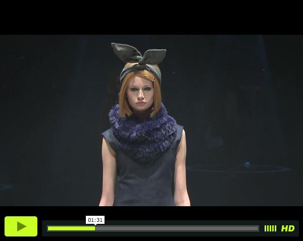 チープマンデー(Cheap Monday) 2014秋ファッションショーがストックホルムで開催