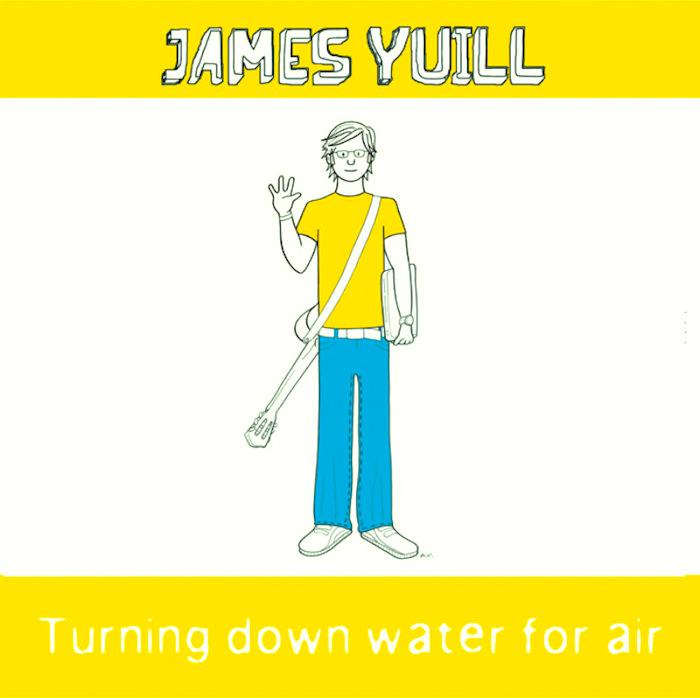 ピコピコが気持ちいい電子音ポップ James Yuill『Turning Down Water for Air』(2007年作品)