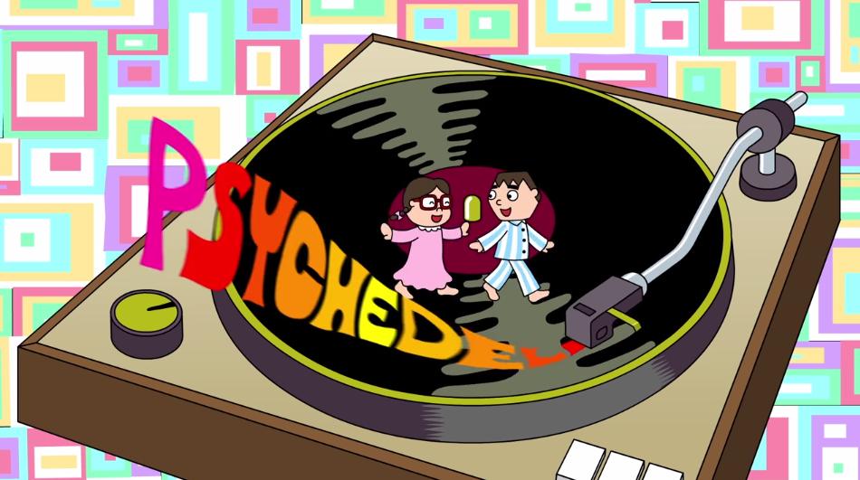 3.11チャリティーZapuniで公開された『Psychedelic Afternoon』音楽は坂本龍一氏も参加