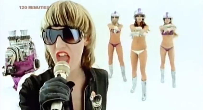 フランス産ダンス狂エレクトロプロデューサー Vitalic『Ok Cowboy』(2005)