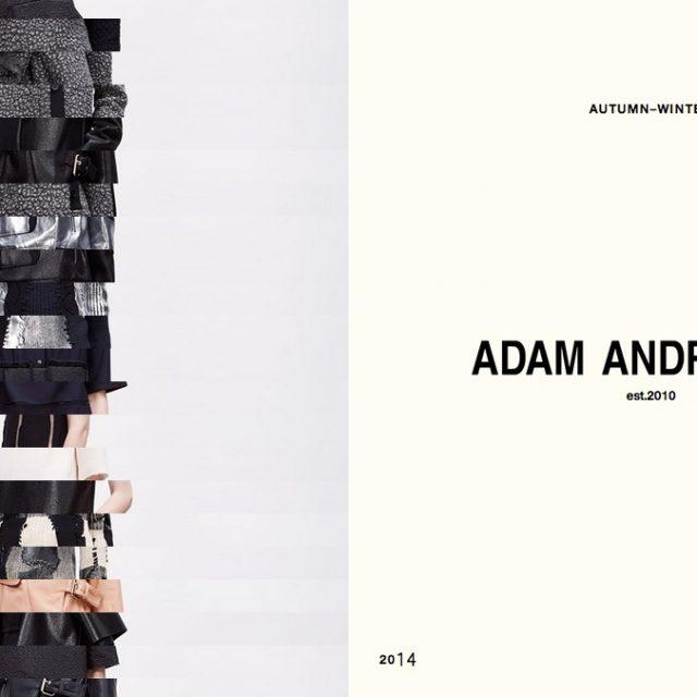 Adam Andrascik — Womenswear