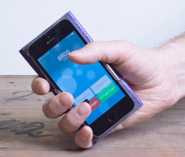 FREITAG F332 FOLDER for iPhone 5-5S