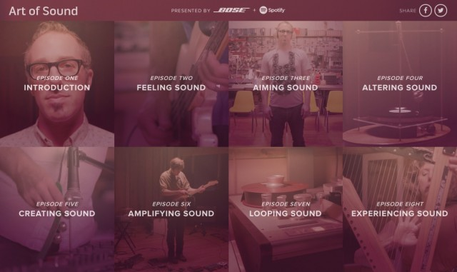 Bose Art of Sound