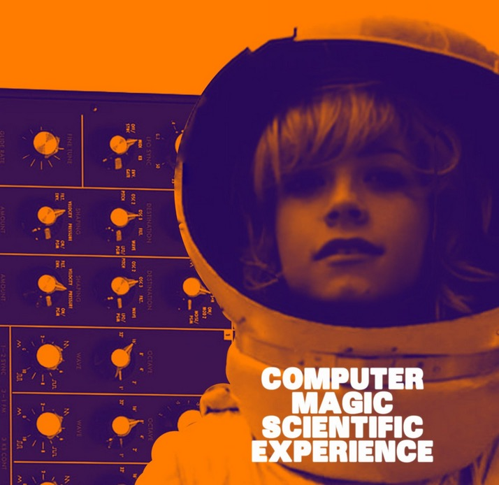 Computer Magic - Scientific Experience (2012)