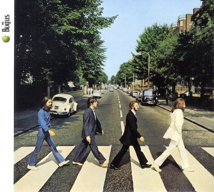 The Beatles - Abbey Road (1969) Large