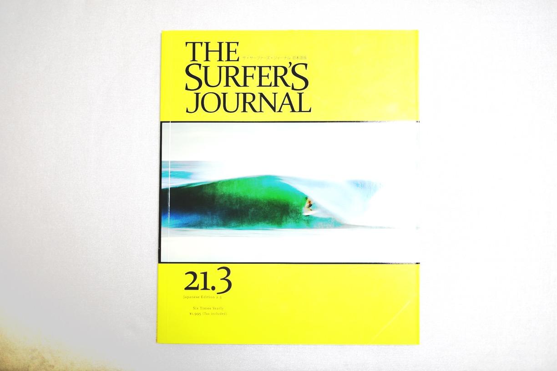 THE SURFER'S JOURNAL ザ・サーファーズ・ジャーナル日本語版 Volume2 No.3 (2012年8月号)