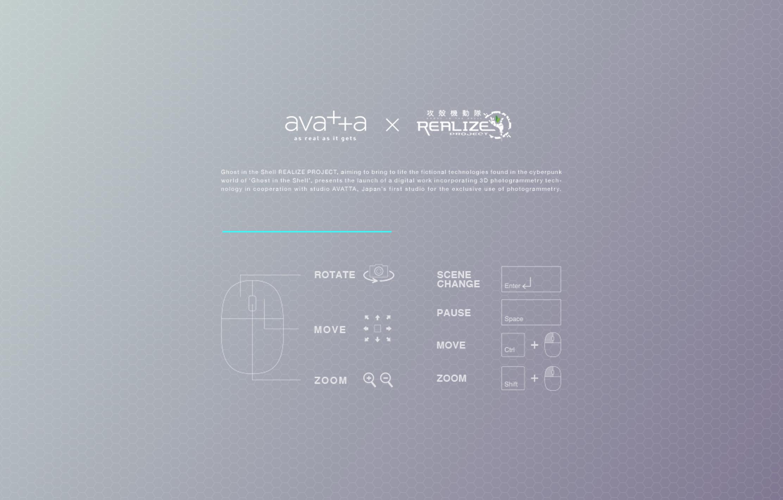 3D Photogrammetry feat. Motoko Kusanagi