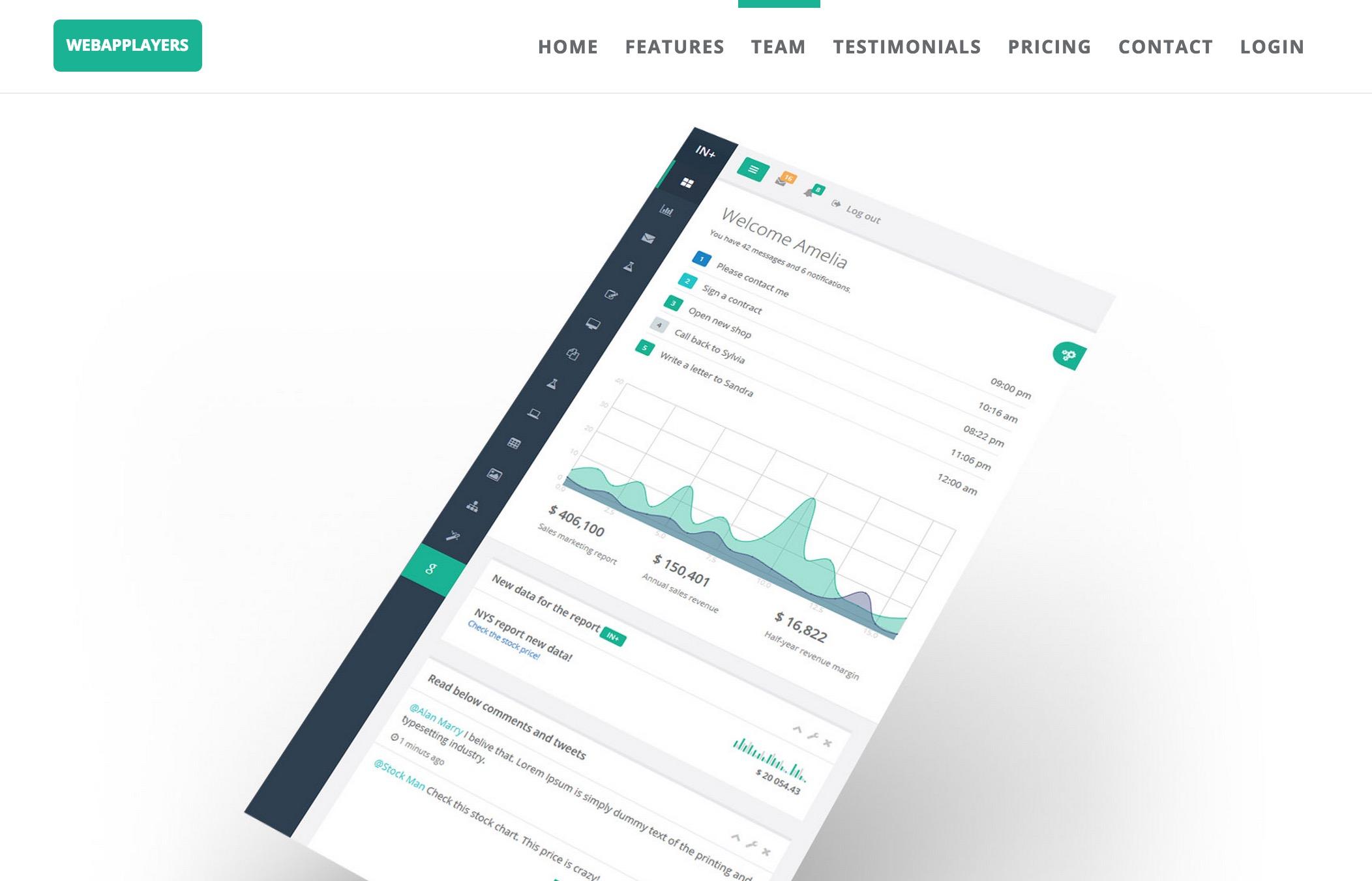 INSPINIA   Landing Page2