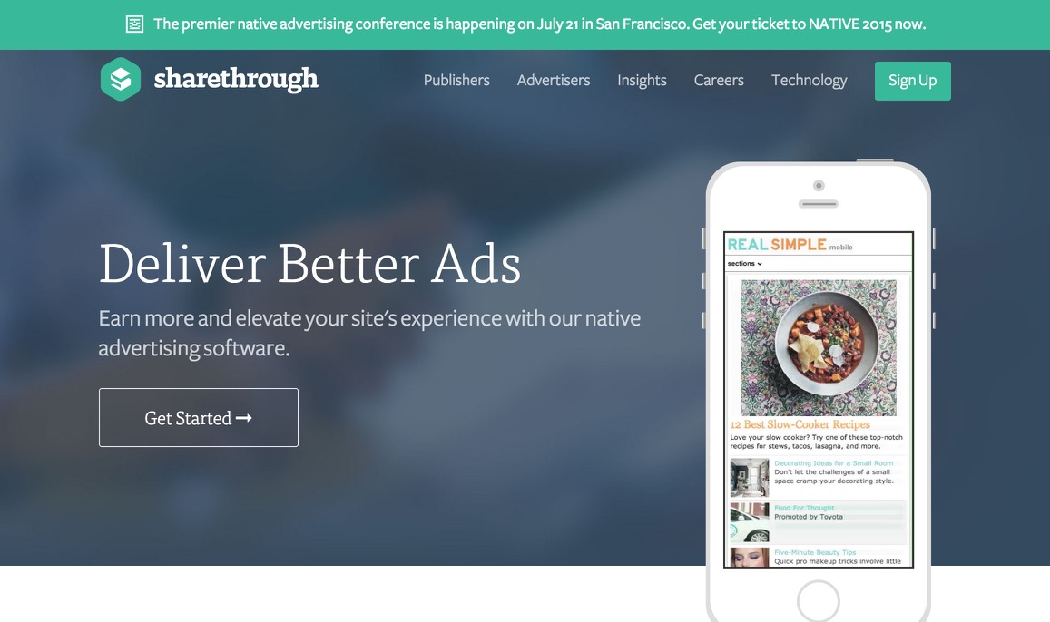 Sharethrough   The In Feed Ad Exchange-1