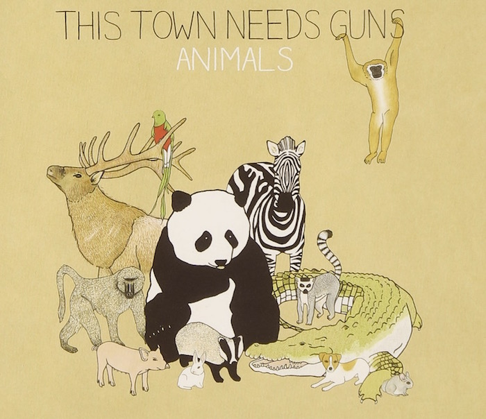 This Town Needs Guns - Animals (2009)