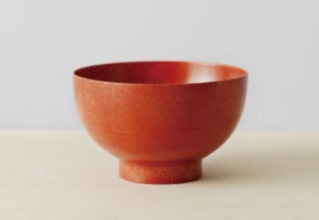 お椀や うちだ 漆塗り茶碗