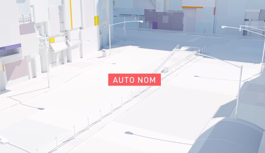 """初音ミクが歌う""""It's not unusual""""が心地よい動画「AUTO NOM」"""