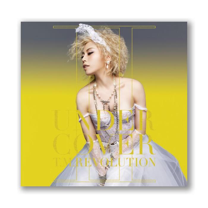 T.M.Revolution「UNDER:COVER 2」本日発売!!