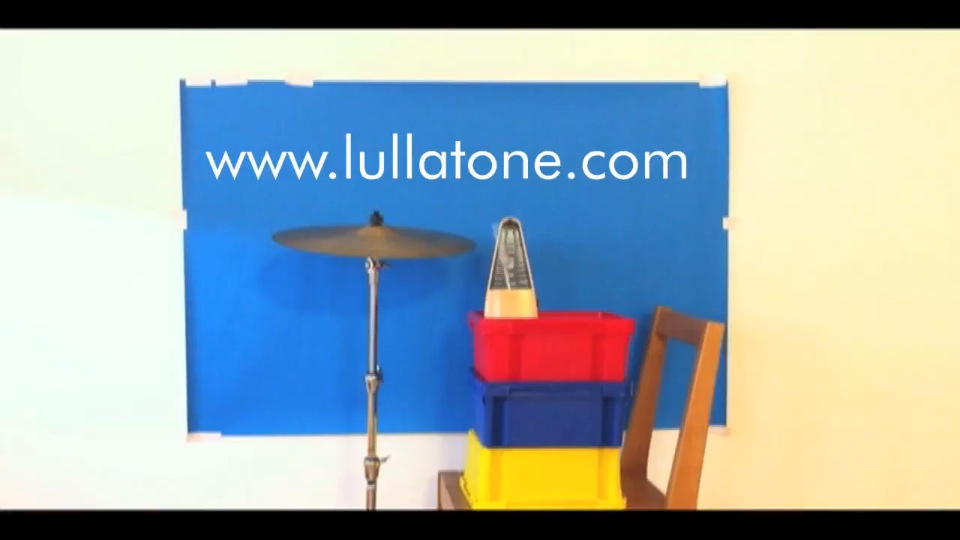 Lullatone『Experiments Around the House』家にあるモノで演奏♪